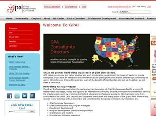 Grant Professionals Association